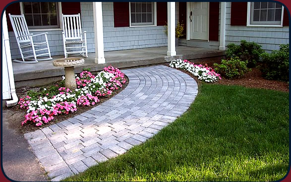 a landscaping job in tyngsboro ma
